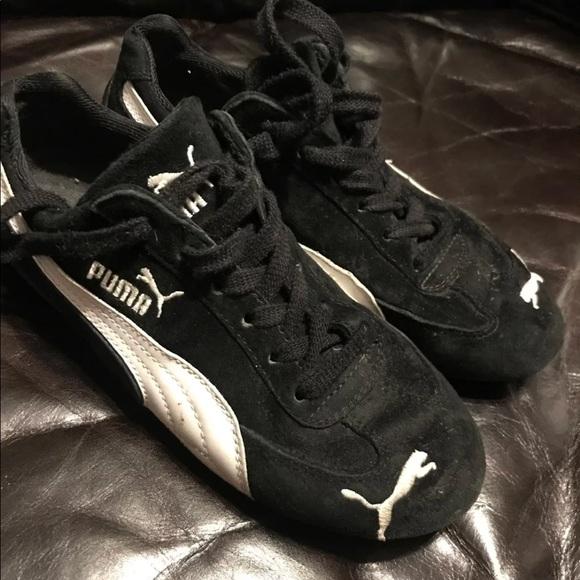 Vintage Woman s puma Sneakers Size 6.5. M 5b8aabc7477368f41a3b749a 561f07383